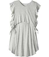 Splendid Littles - V-Neck Jersey Popover Dress (Big Kids)