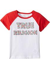 True Religion Kids - Raglan T-Shirt (Toddler/Little Kids)
