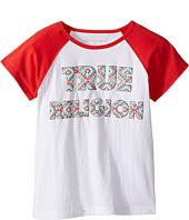 True Religion Kids - Raglan T-Shirt (Big Kids)