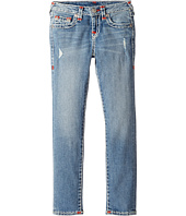 True Religion Kids - Casey Super T Skinny in Perry Wash (Big Kids)