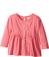 Splendid Littles - Long Sleeve Top with Lace Insert (Infant)