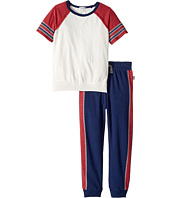 Splendid Littles - Raglan Tee and Pants Set (Little Kids/Big Kids)