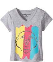 True Religion Kids - Buddha Tee Shirt (Toddler/Little Kids)