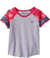 True Religion Kids - Football Tee Shirt (Toddler/Little Kids)