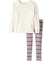 Splendid Littles - Grommet Sweatshirt Set (Toddler)