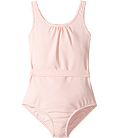 Bloch Kids - Glitter Bow Belted Leotard (Toddler/Little Kids/Big Kids)
