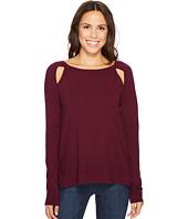 NYDJ - Slash Front Sweater