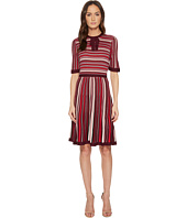 Kate Spade New York - Multi Stripe Sweater Dress