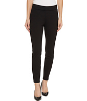 NYDJ Petite - Petite Basic Ponte Leggings in Black