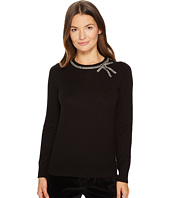 Kate Spade New York - Bow Embellished Sweater