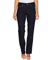 NYDJ Petite - Petite Marilyn Straight Jeans in Larchmont Wash