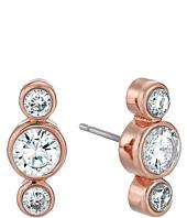 Kate Spade New York - Bright Ideas Round Linear Stud Earrings
