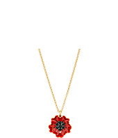Kate Spade New York - Precious Poppies Mini Pendant Necklace