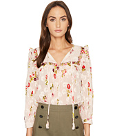 Kate Spade New York - In Bloom Chiffon Top