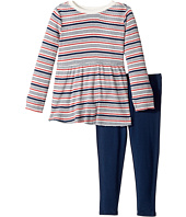 Splendid Littles - Yarn-Dyed Stripe Sweater Shirt with Leggings Set (Toddler)
