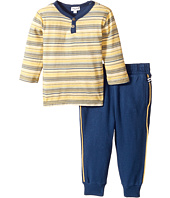 Splendid Littles - Striped Henley Shirt and Pants Set (Infant)