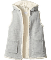 Splendid Littles - Hooded Sherpa Vest (Little Kids)