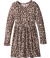 Splendid Littles - Animal Print Loose Knit Dress (Little Kids)