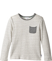 Splendid Littles - Striped Baby French Terry Top (Little Kids/Big Kids)