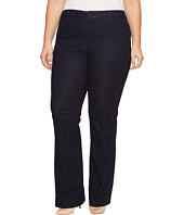 NYDJ Plus Size - Plus Size Teresa Trouser Jeans in Rinse