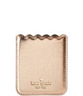 Kate Spade New York - Metallic Scallop Sticker Pocket