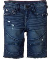 True Religion Kids - Geno French Terry Moto Shorts (Toddler/Little Kids)