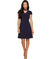 Tahari by ASL Petite - Petite Cut Out Dress