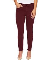 NYDJ Petite - Petite Alina Legging Jeans in Deep Currant