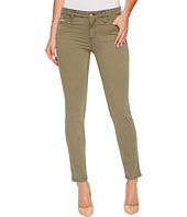 Calvin Klein Jeans - Garment Dyed Ankle Skinny Pants in Ivy Mist