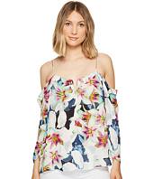 Nicole Miller - Schuler Spring Floral Top