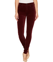 AG Adriano Goldschmied - The Velvet Farrah Skinny in Deep Currant