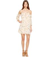 Brigitte Bailey - Geneveive Off the Shoulder Floral Dress