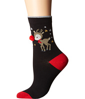 Pretty Polly - Reindeer Pom Pom Socks