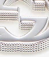 Gucci - 55cm Interlocking G Necklace