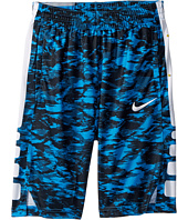 Nike Kids - Dry Elite Stripe Printed Basketball Short (Little Kids/Big Kids)
