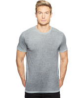 John Varvatos Star U.S.A. - Short Sleeve Reverse Sprayed Crew Neck K2729T2B