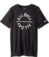 Nike Kids - Dry All Ball Basketball Tee (Little Kids/Big Kids)