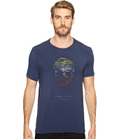 John Varvatos Star U.S.A. - Skull Sun Graphic T-Shirt K3203T2B
