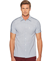Ben Sherman - Short Sleeve Blocked Dobby Shirt