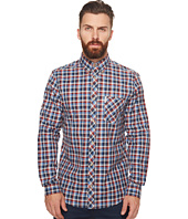 Ben Sherman - Long Sleeve Multicolored Gingham Shirt