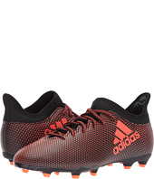adidas Kids - X 17.3 FG J Soccer (Little Kid/Big Kid)