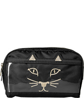 Charlotte Olympia - Purrrfect Makeup Bag