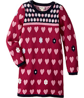 Hatley Kids - Daisy Hearts Sweater Dress (Toddler/Little Kids/Big Kids)