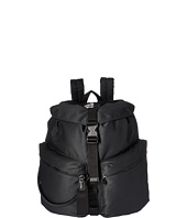 Emporio Armani - Leather Backpack