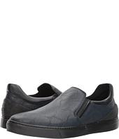 Emporio Armani - Stretch Leather Sneaker