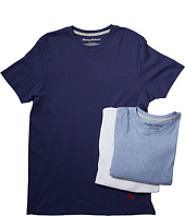 Tommy Bahama - Breathe Easy Crew Neck T-Shirt 3-Pack