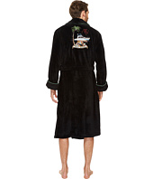 Tommy Bahama - Jingle Bell Dock Embroidered Plush Robe