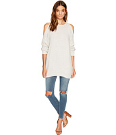Bishop + Young - Cold Shoulder Tunic Sweater
