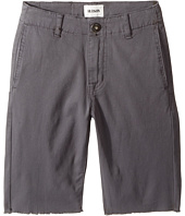 Hudson Kids - Beach Daze Shorts in Unconquer Grey (Big Kids)