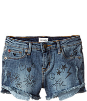 Hudson Kids - Scribble Shorts in Coalition (Toddler/Little Kids)
